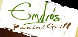 Emilio's Panini Grill